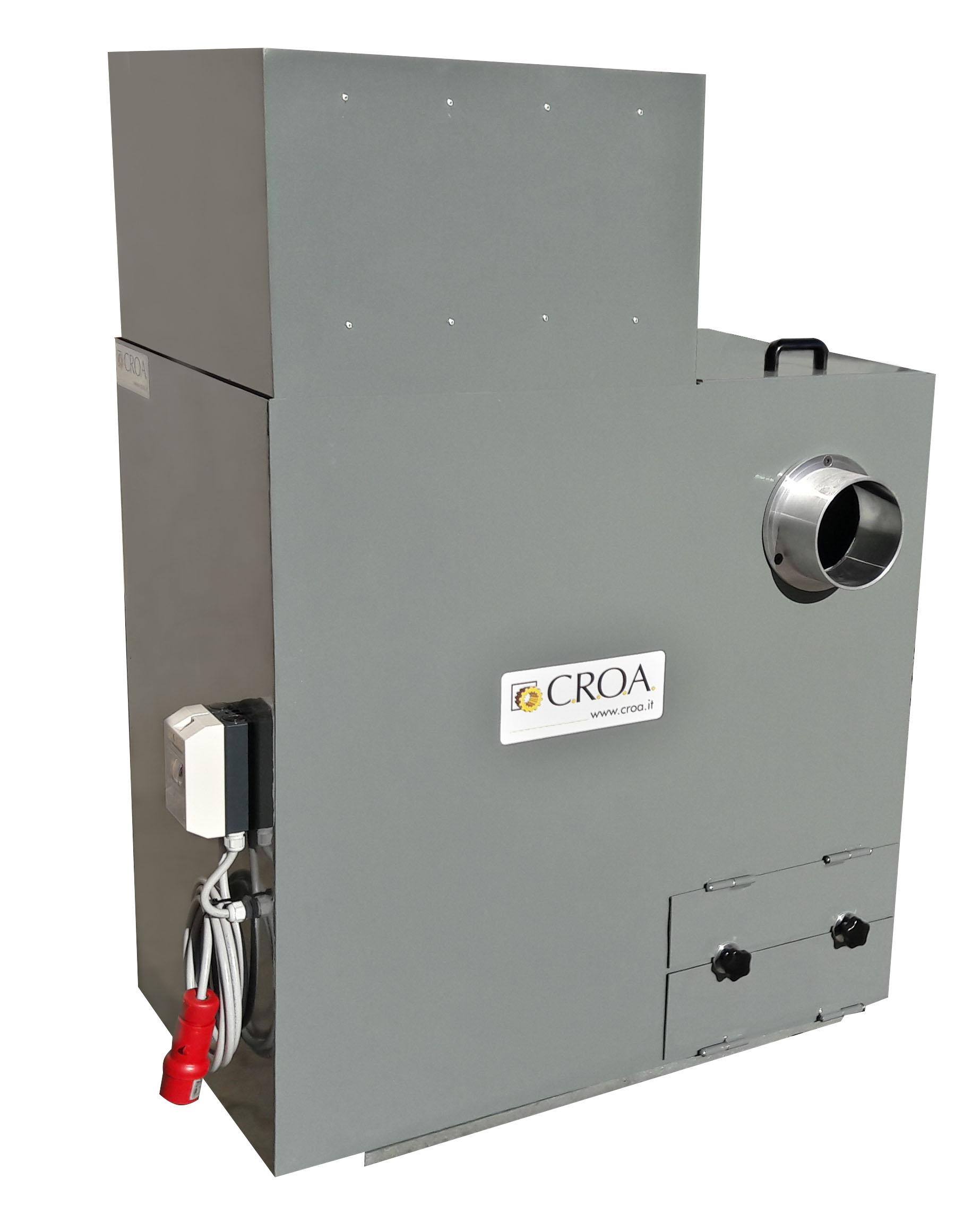 Aspirator system Mod. CROA Image