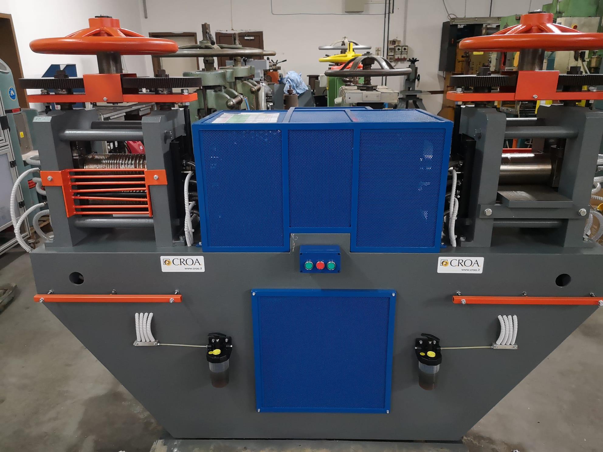 Rolling mill Plate - Wire 200 250 Mod. Guastalli Image