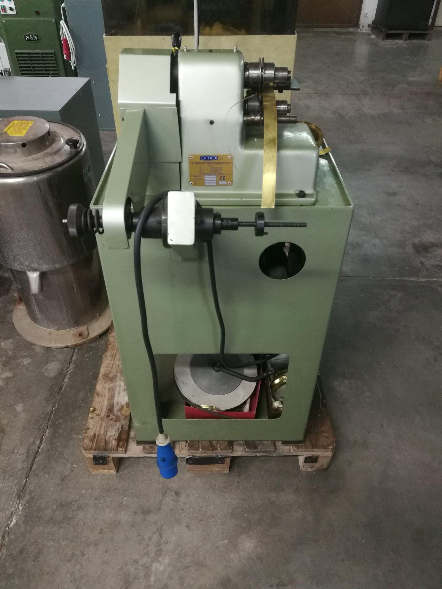 Shear machine OMBI Image