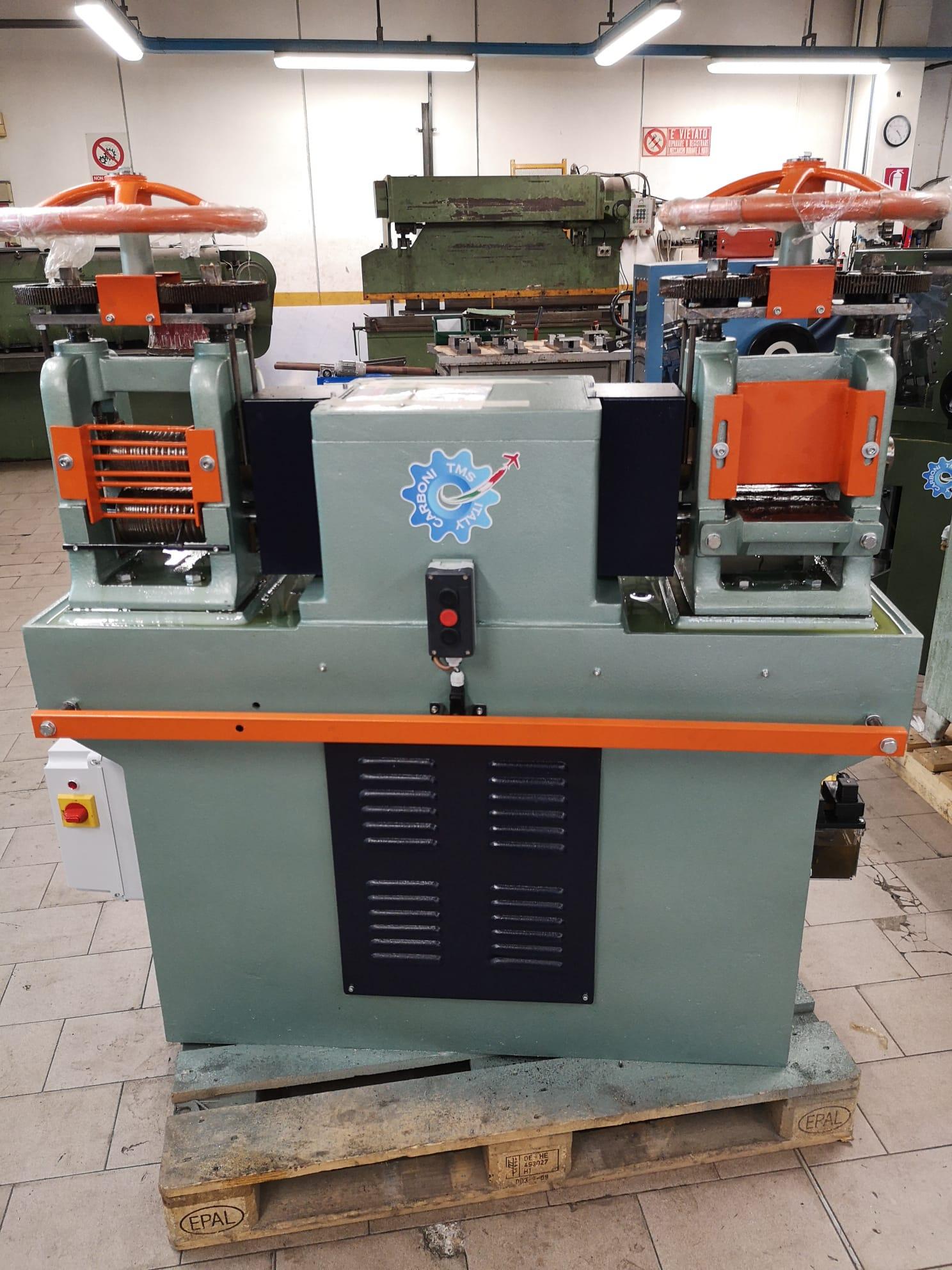 Rolling mill Plate - Wire 160 mm / Mod. Boniardi Image