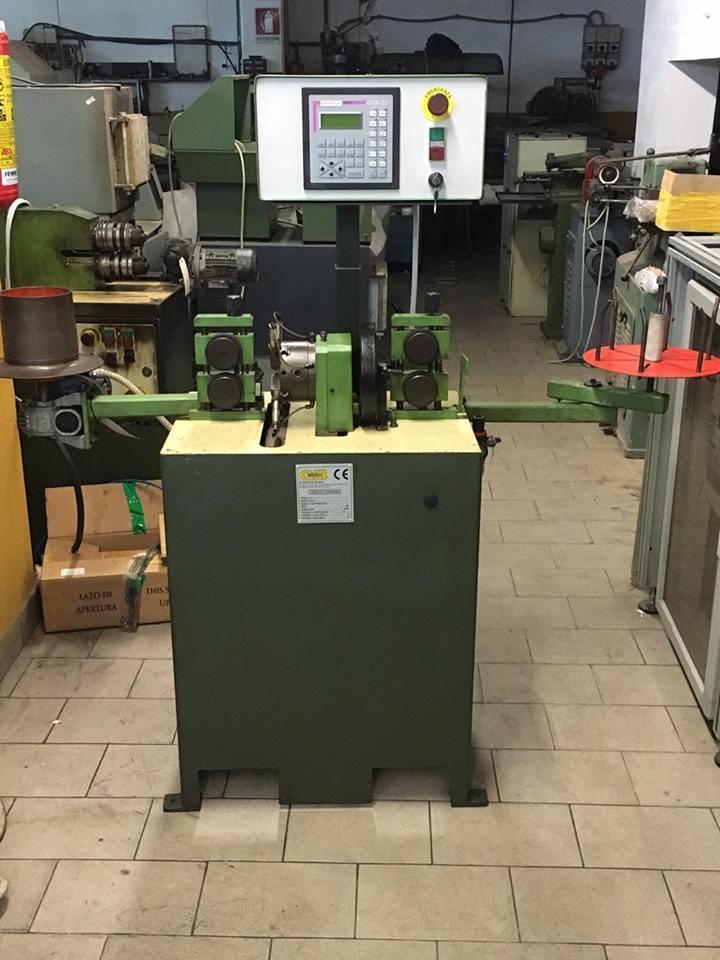 Satin tube machine Mod. Gb Meccanica Image