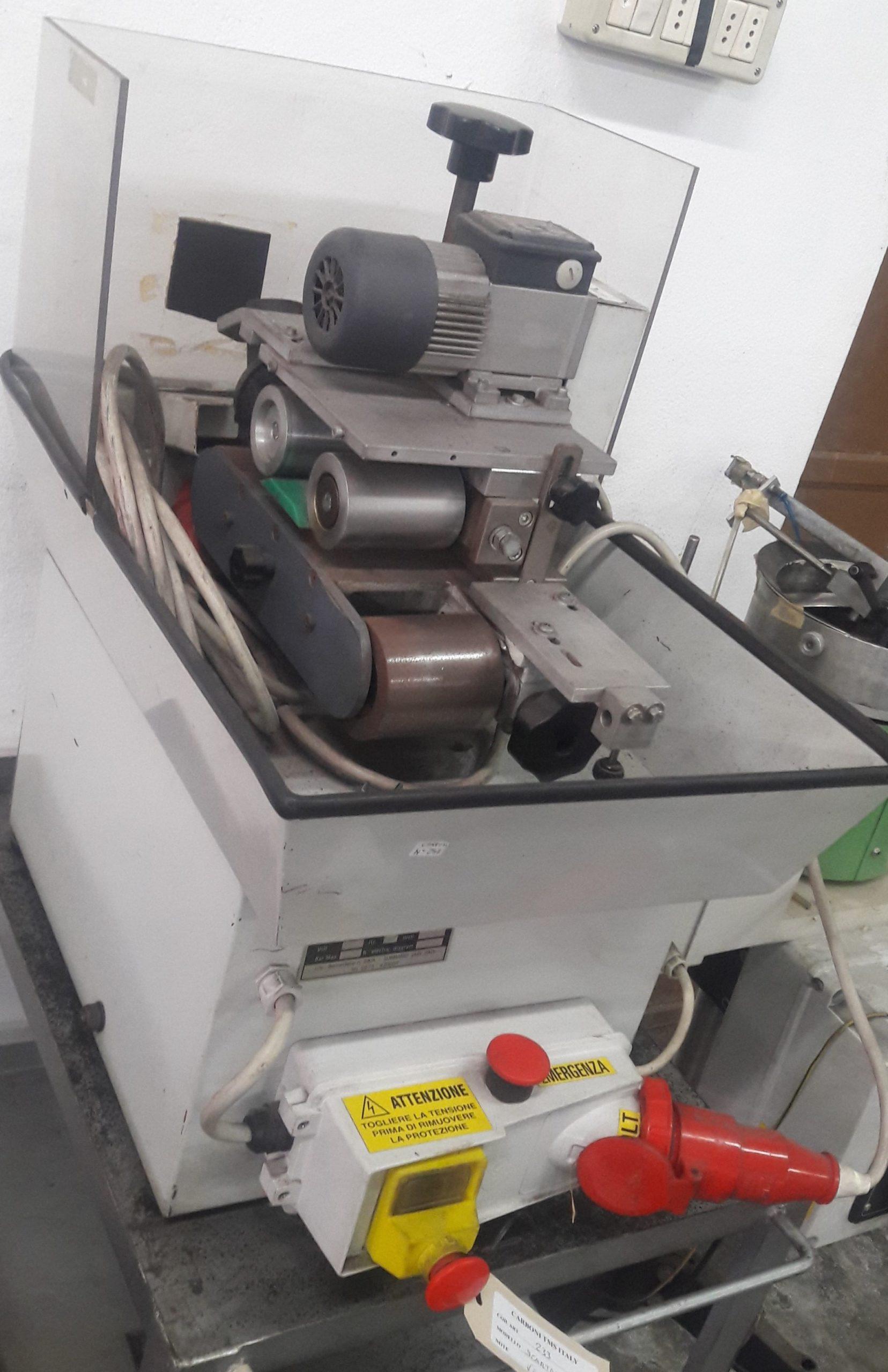 Scartatrice Automatica Vettorello Image